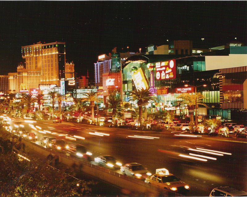 Las Vegas 1998 Climate Data
